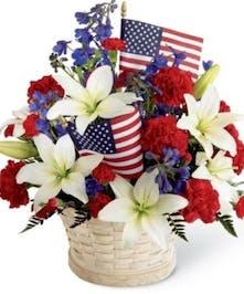 American Glory Bouquet in Port Charlotte FL, Port Charlotte Florist