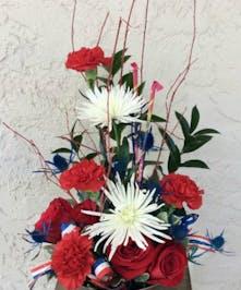 Firecracker Bouquet