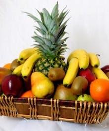 Large Fruit Basket in Port Charlotte FL, Port Charlotte Florist