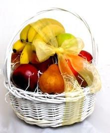 Small Fruit Basket in Port Charlotte FL, Port Charlotte Florist
