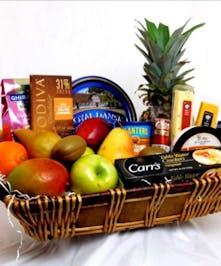Fruit & Gourmet Basket in Port Charlotte FL, Port Charlotte Florist