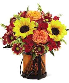 Giving Thanks Bouquet in Port Charlotte FL, Port Charlotte Florist