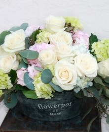 Home Sweet Home | Farmhouse Collection | North Port Florist
