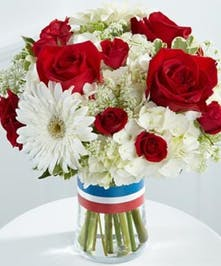 Independence Bouquet in Port Charlotte FL, Port Charlotte Florist