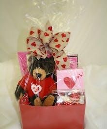 Love and Cuddles Gift Set | Port Charlotte Florist, North Port, Florida