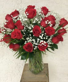 Two Dozen Roses in Port Charlotte FL, Port Charlotte Florist