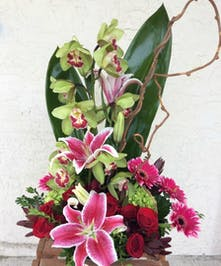 Sweet Flowers & Orchids