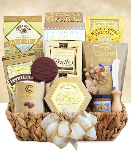Fruit & Gourmet Baskets