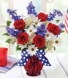 American Dream Bouquet