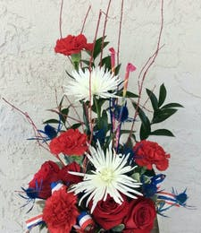 Firecracker Bouquet