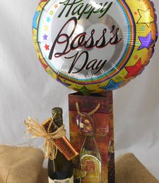 Wine & Chocolate Bundle- For Boss's Day