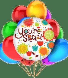 You're Special Balloon Bouquet